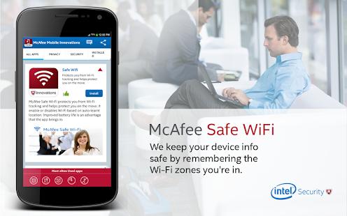 McAfee Security Innovations APK Descargar