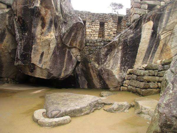 Machu Picchu Temple of the Condor