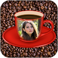 App Coffee Cup Photo Frame APK for Kindle
