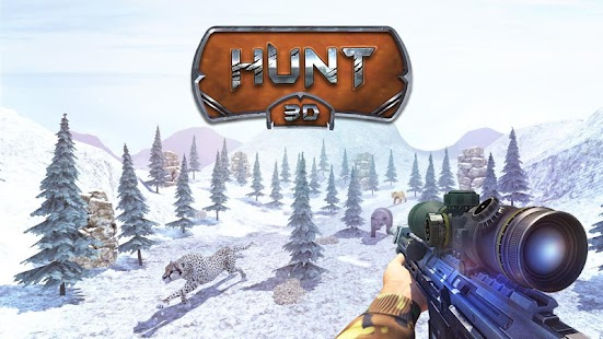 Hunt 3D- screenshot thumbnail