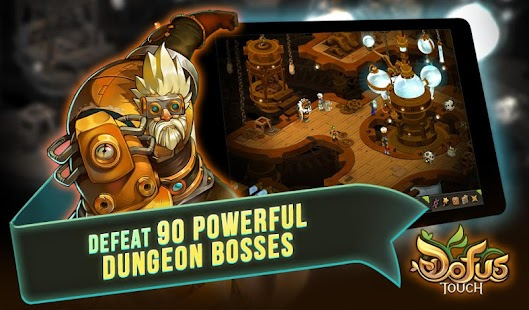 Game DOFUS Touch APK for Kindle