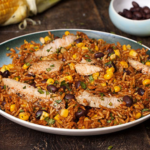 Mexican Fiesta Pork