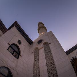 Masjid by Walid Ahmad - Buildings & Architecture Public & Historical ( islam, masjid, dubai, uae )