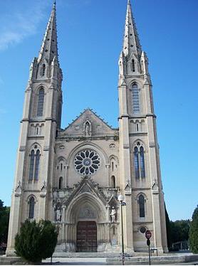 Imagini pentru nimes eglise saint paul