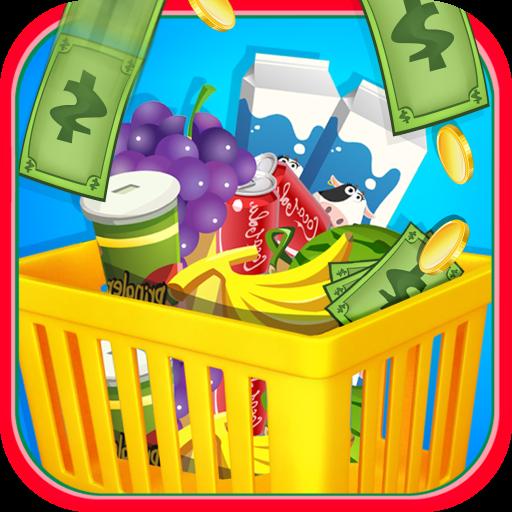 Supermarket Shopping for Kids (game)