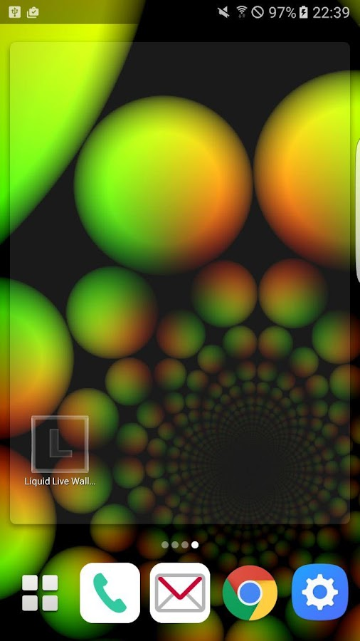 Liquid Live Wallpapers Screenshot 6