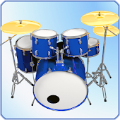 Drum Solo HD  -  The best drumming game icon