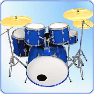 Drum Solo HD. The best Rock and Heavy Metal drum kit simulator on Android. APK Icon