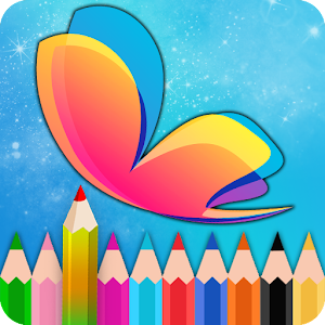 Butterfly Coloring - Best Pages For PC (Windows & MAC)