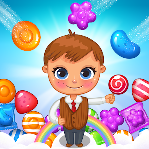 Sweet Day - Jelly Match 3 Games & Free Puzzle Game For PC (Windows & MAC)