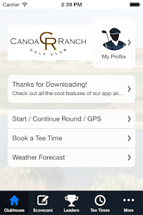 Canoa Ranch Golf Club - screenshot