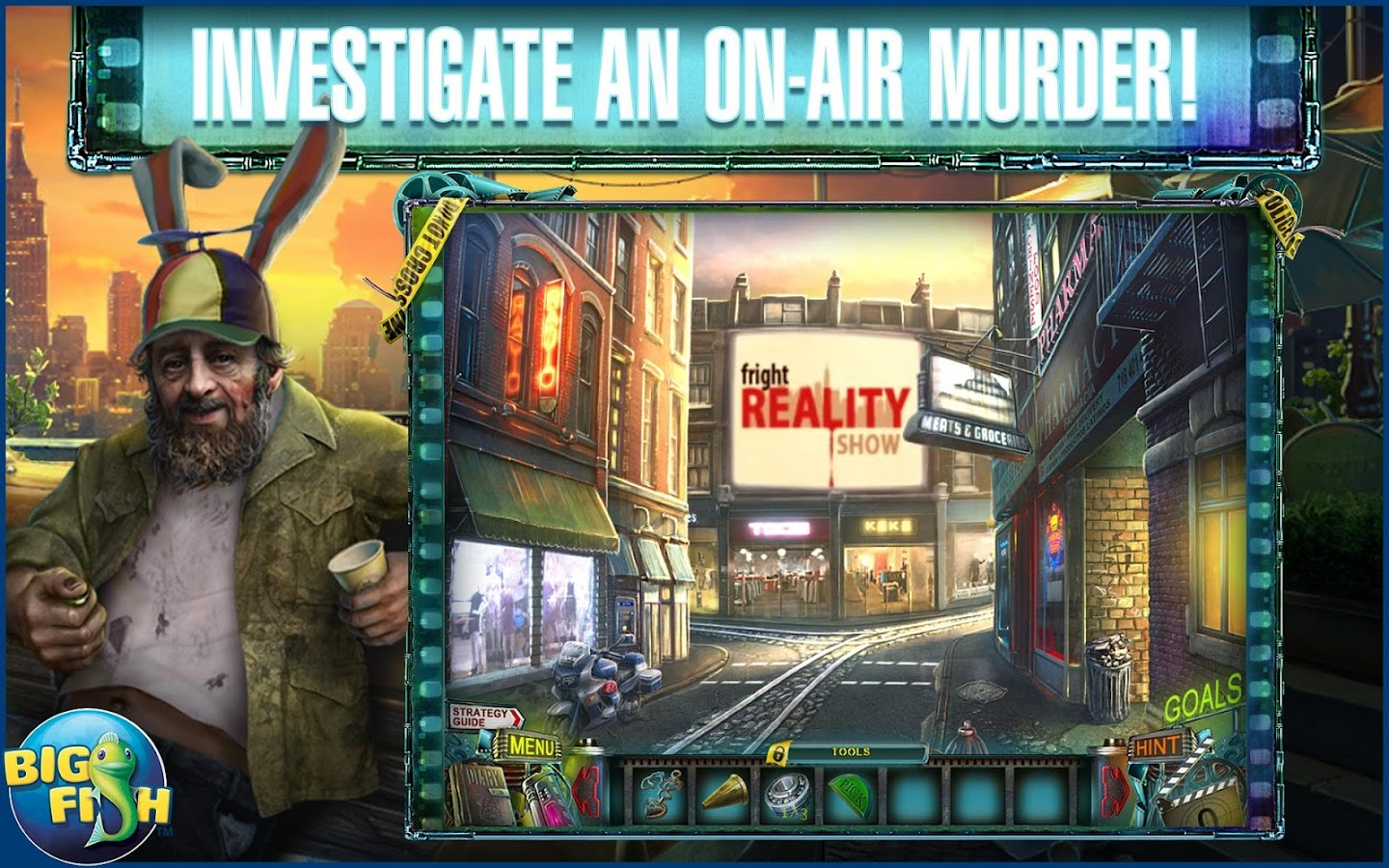Reality Show: Fatal (Full) Screenshot 5