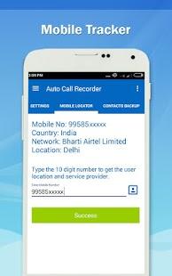 Auto Call Recorder 2017 APK for Bluestacks