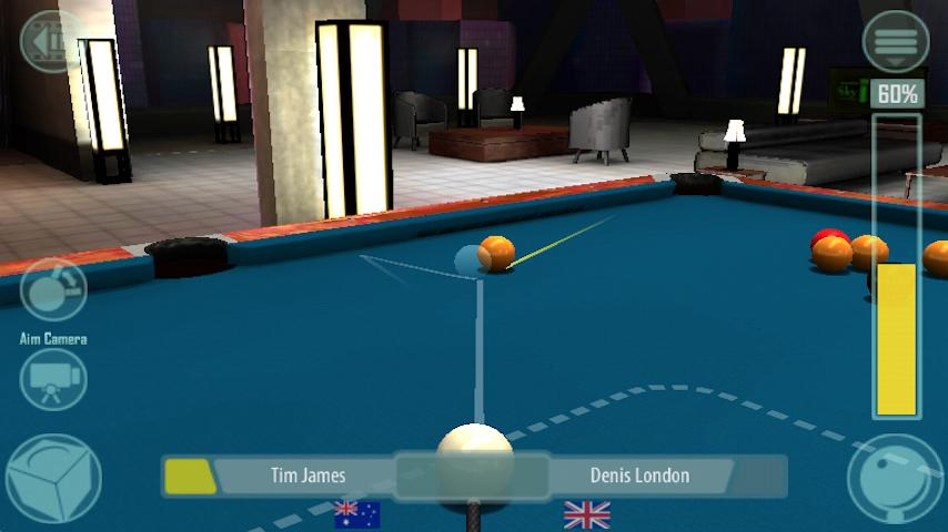 International Pool Screenshot 5