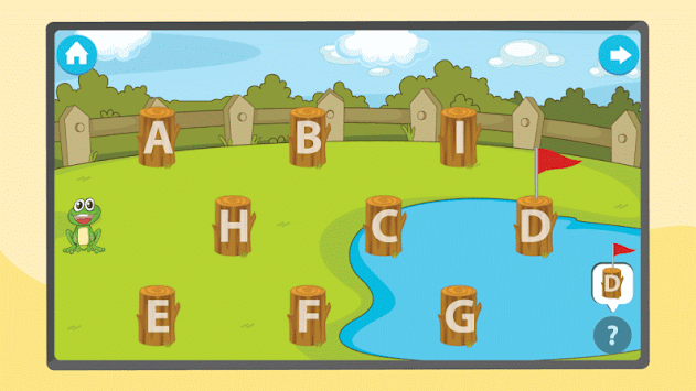 Kids Preschool Learn Letters APK screenshot thumbnail 6