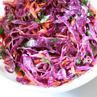 So-Good Cabbage Coleslaw