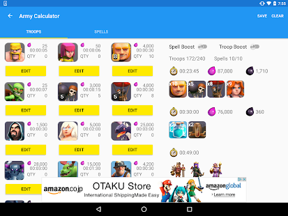 App ToolKit for Clash of Clans APK for Windows Phone