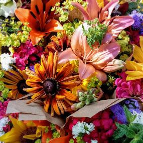 by Jolene Schack Dommer - Flowers Flower Arangements