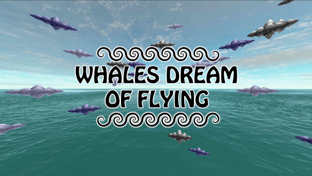 VR Whales Dream of Flying Full Screenshot 0