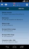 Screenshot of Jazz Montreal Festival