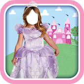 Download Princess Kids Montage Maker APK to PC