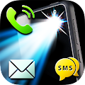 Download LED Flash Alerts on Call & SMS APK on PC