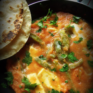 Chile Con Queso With Nopalitos (Fresh Cactus and Mexican Cheese in a Warm Salsa)