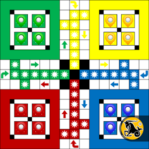 No. 1 Ludo Game with Beautiful Design & HD Graphics! APK Icon