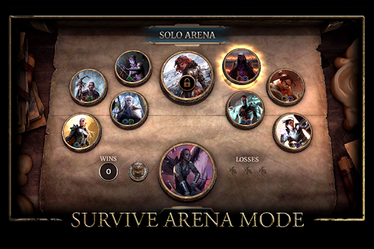 The Elder Scrolls®: Legends™ (Unreleased) APK screenshot thumbnail 9