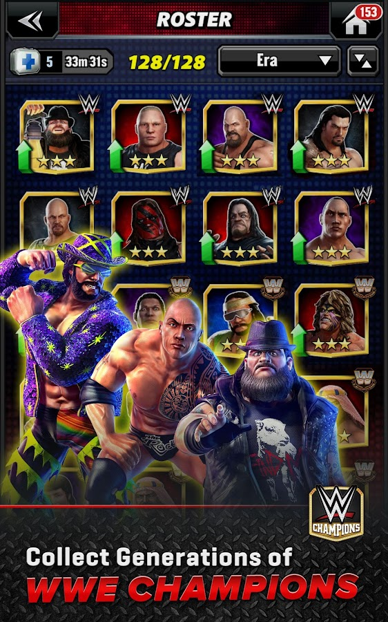 WWE Champions Free Puzzle RPG Screenshot 9