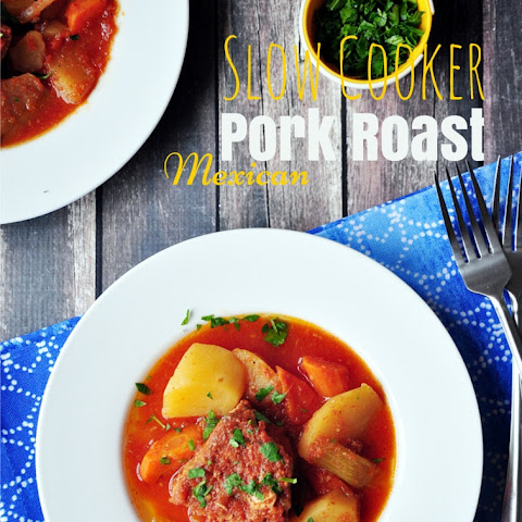 Slow Cooker Mexican Pork Roast
