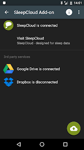 SleepCloud Backup- screenshot thumbnail