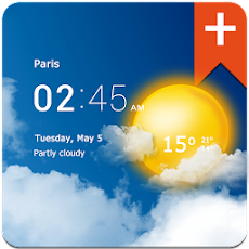 Transparent clock weather Pro 0.99.10.05 Apk