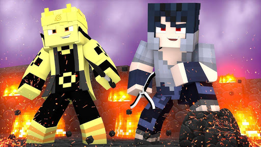 Anime Addon for MCPE 0.16+ For PC