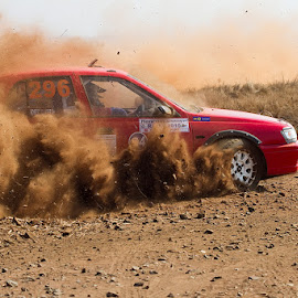Rally Season! by Gavin Smith - Sports & Fitness Motorsports ( excitement, speed, rally sport, dust, rally cars )