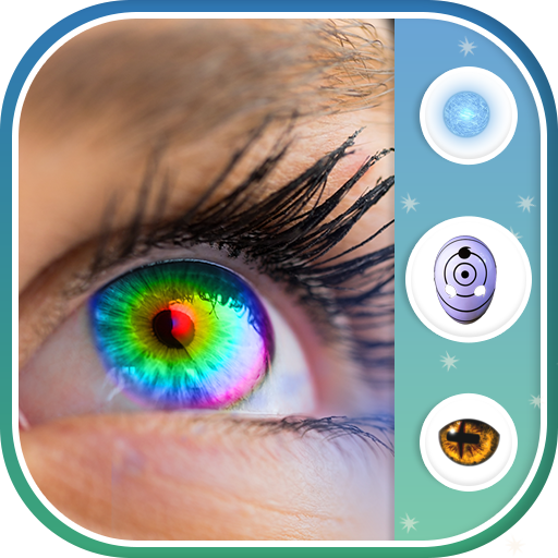 Sharingan Eyes Photo Editor (app)