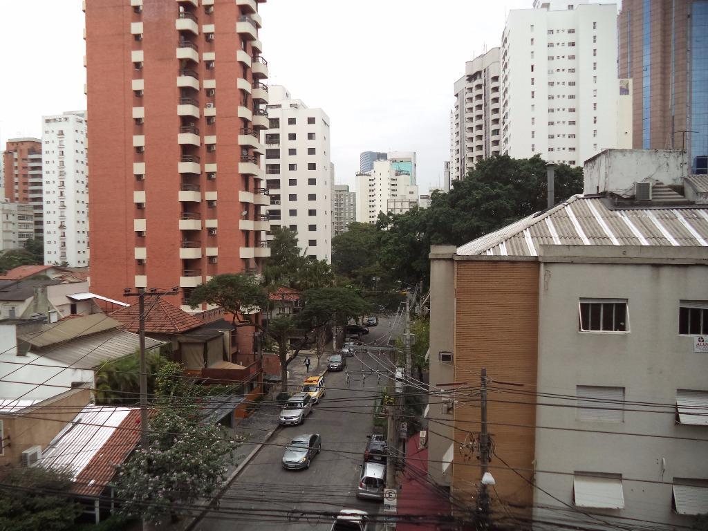 Flat 1 Dorm, Itaim Bibi, São Paulo (FL0450) - Foto 20