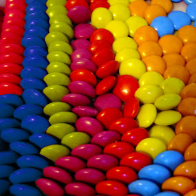Chocolate Rainbow by Mike Mills - Food & Drink Candy & Dessert