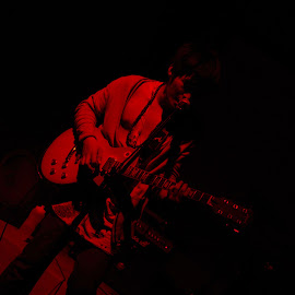 Red Lights by Carlo Villafuerte - People Musicians & Entertainers (  )