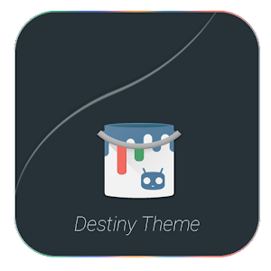 Destiny Dark ThemeTE CM12-13