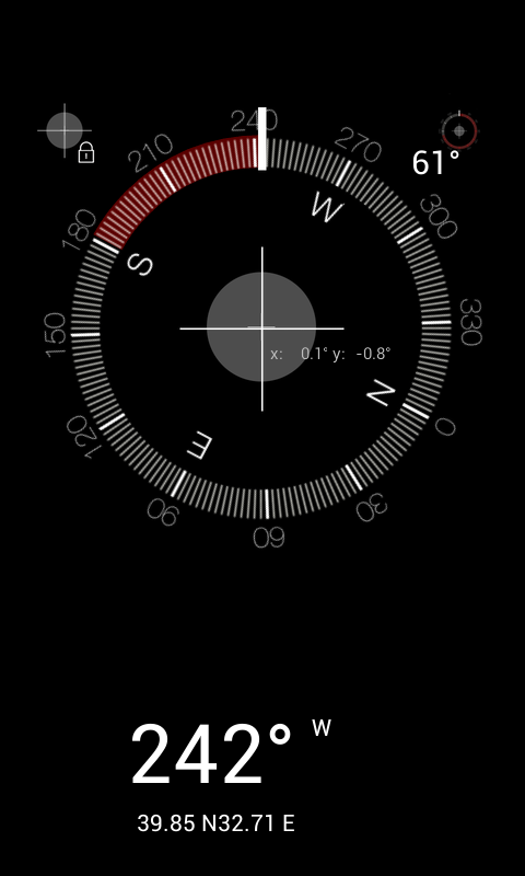 Compass Pro Screenshot 1
