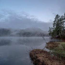 by Sverre Sebjørnsen - Landscapes Waterscapes