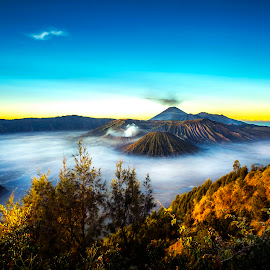 The Mountain Of Bromo  by Muhammad Yoserizal - Landscapes Mountains & Hills