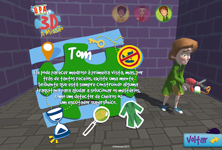 Game D.P.A. 3D APK for Kindle