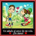 Saludos para tu Amor