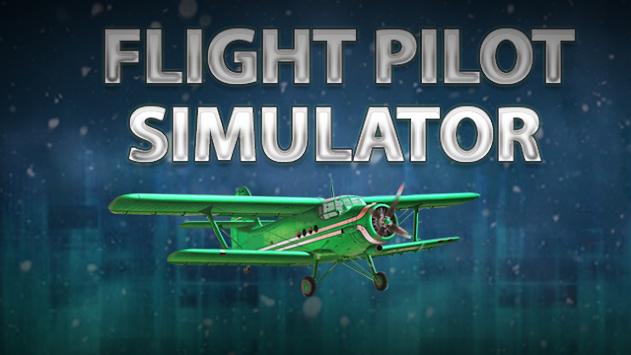 Flight Pilot Simulator apk screenshot