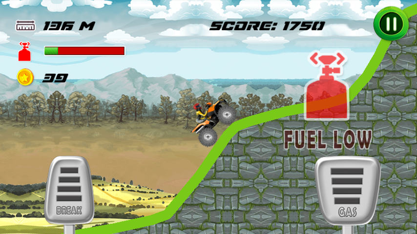 android Super Bike Stunt Screenshot 4