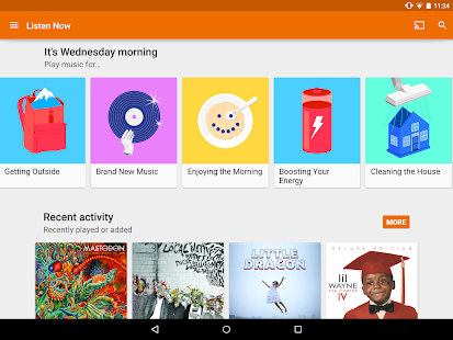 Download Google Play Music APK to PC