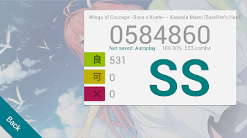 Screenshot of T-Aiko!
