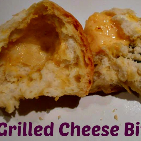 Grilled Cheese Bites